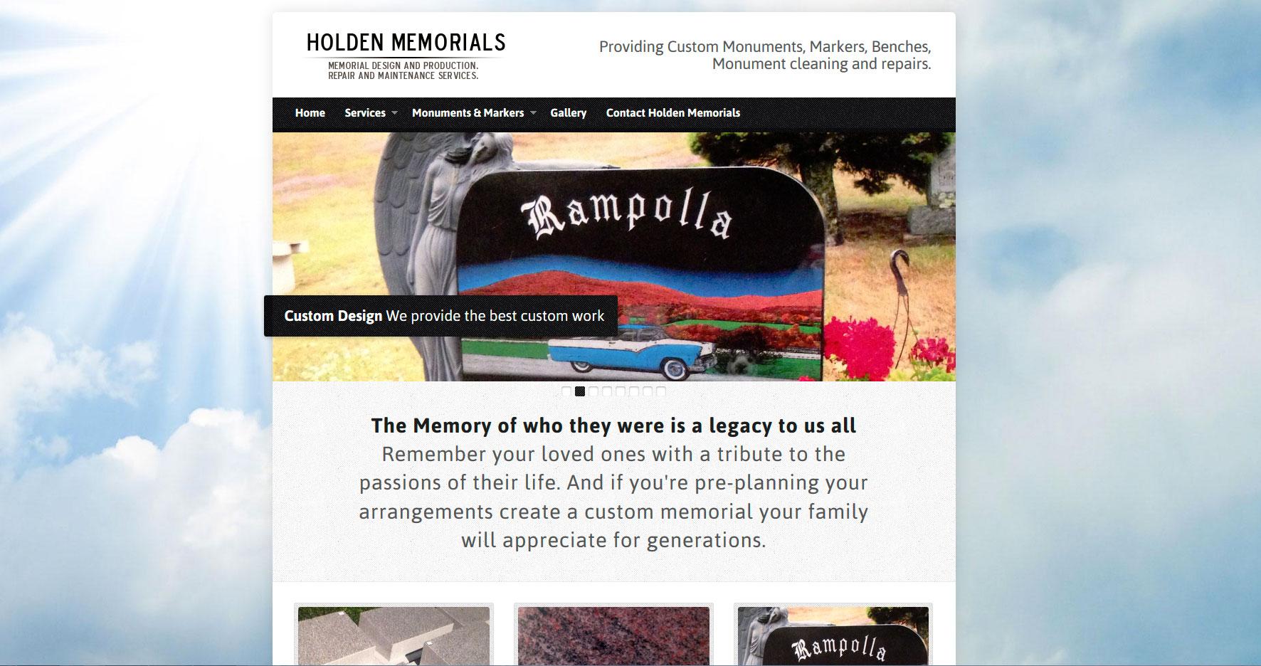 Holden-Memorials