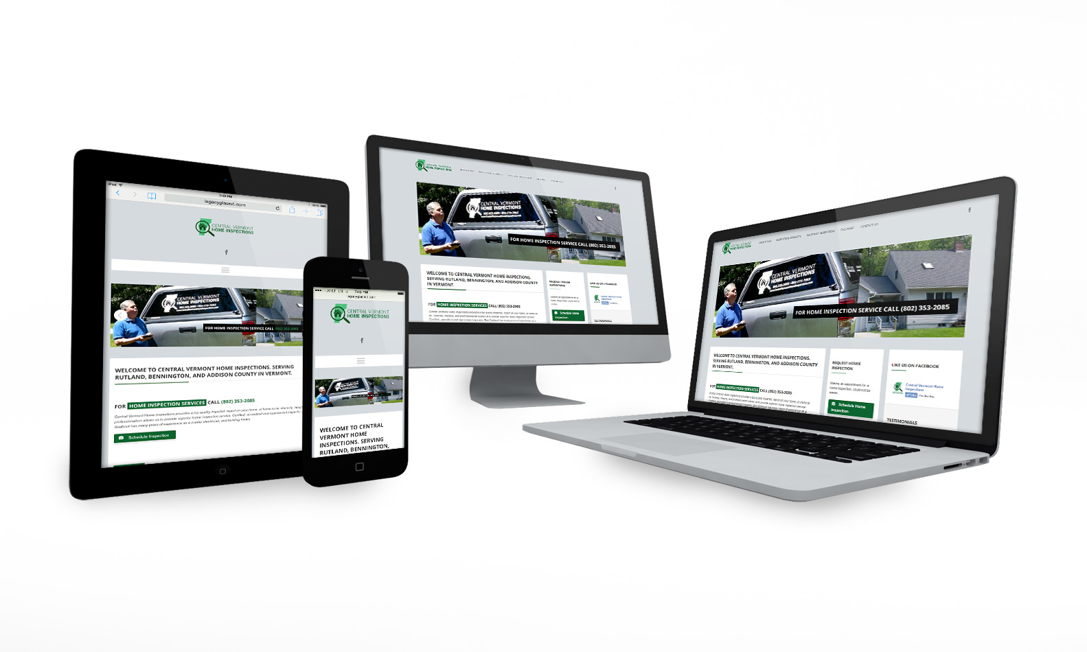 Central-Vermont-Home-Inspections-Responsive-Website