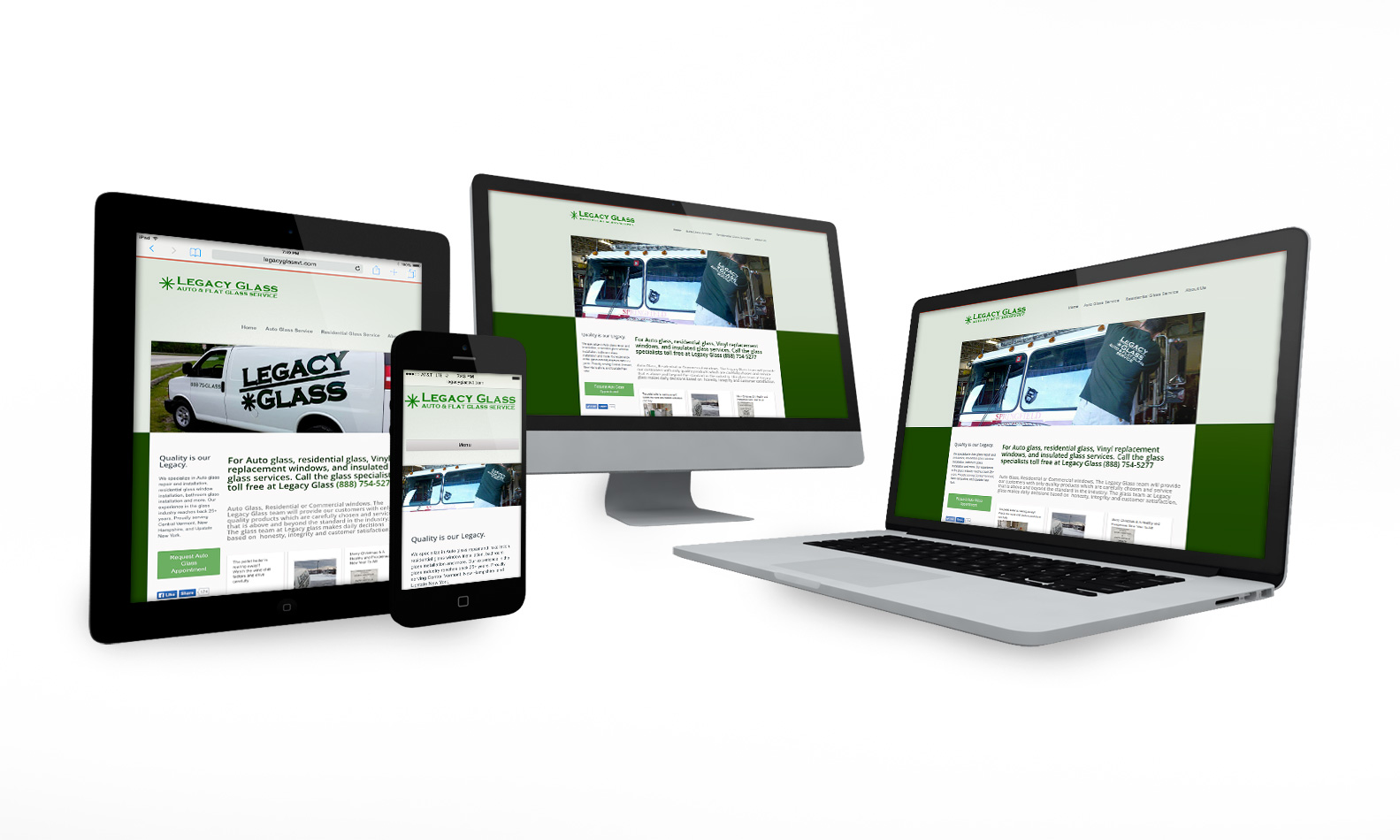 Website Design Vermont
