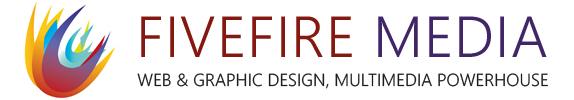 Fivefire Media | Vermont Web Design